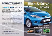 Bengry Motors RIDE & DRIVE EVENT