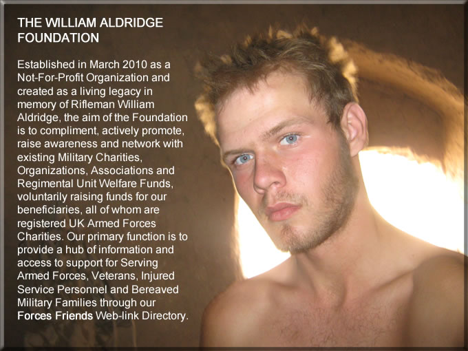William Aldridge Foundation